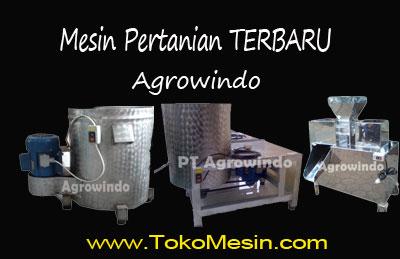 mesin pertanian modern terbaru