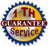 garansi 1 tahun service