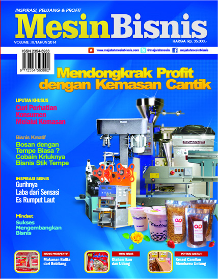 majalah mesin bisnis edisi 3