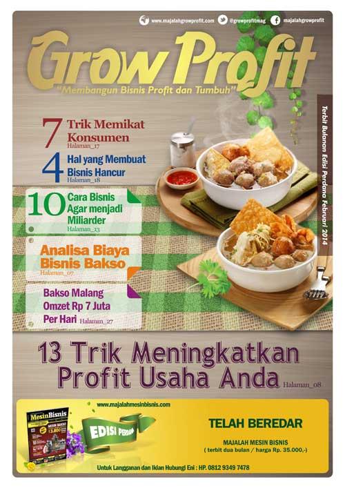 majalah grow profit gratis