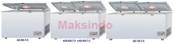 toko mesin freezer maksindo murah