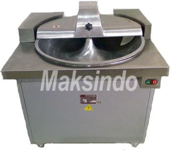 mesin fine cutter pencampur adonan bakso
