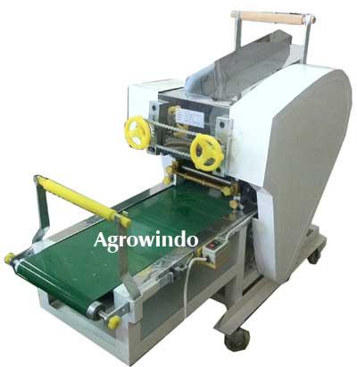 mesin cetak mie keriting maksindo