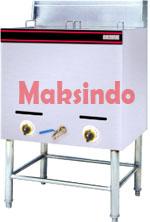 mesin deep fryer murah maksindo