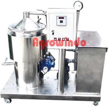 mesin evaporator vakum