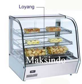 mesin food warmer maksindo