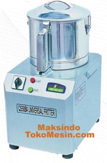mesin pelumat bumbu daging, jahe