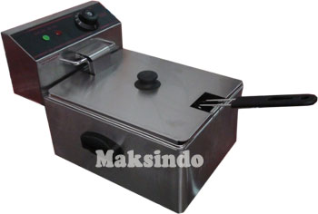 jual mesin deep fryer listrik
