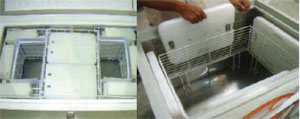 mesin ice pack maksindo