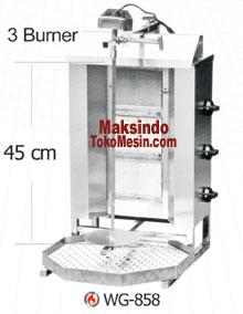 mesin pembuat kebab