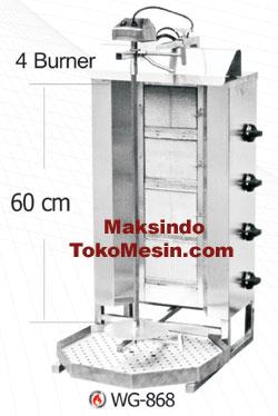 mesin kebab