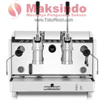 mesin pembuat kopi replica piston