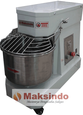 mesin mixer spiral maksindo new model