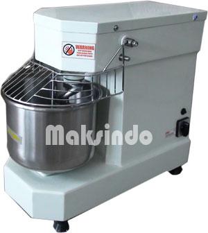 mesin mixer pengaduk spiral