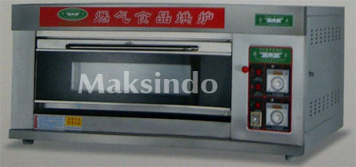 mesin oven roti gas baru