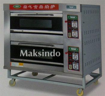 jual mesin oven gas murah roti