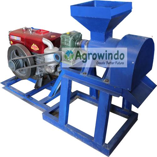 mesin cetak pelet agrowindo baru