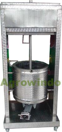 mesin pengaduk dodol selai jenang jelly