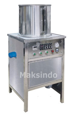 mesin pengupas bawang putih