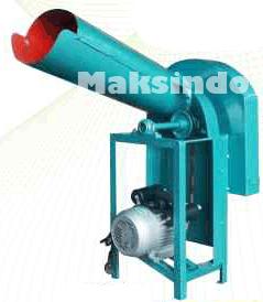 mesin pencacah rumput gajah