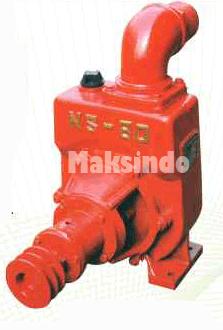 mesin pompa pengairan atau irigasi
