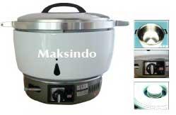mesin pemasak nasi rice cooker besar
