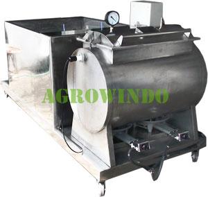 mesin vacuum frying baru 20 kg