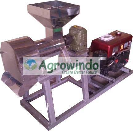 mesin pembuat beras analog