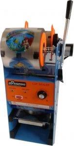 Mesin Cup Sealer Semi Otomatis (CPS-9A)