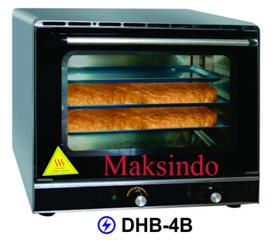 Mesin Oven Roti Electric DHB-4B NEW