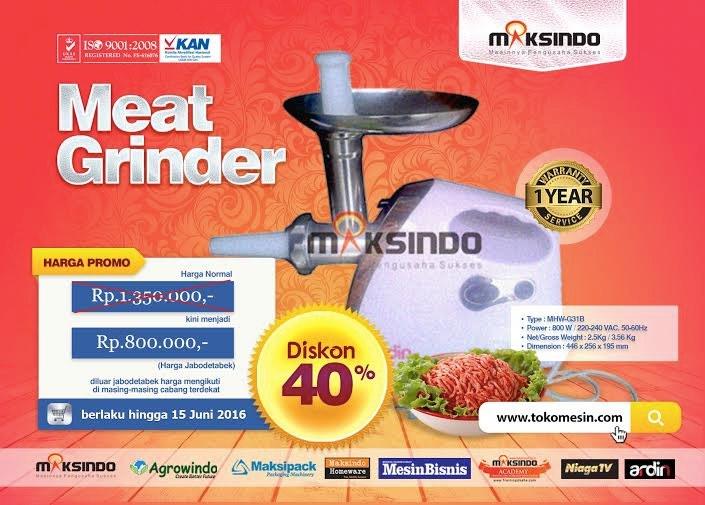 mesin giling daging murah