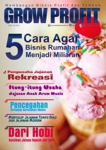 Telah Terbit Majalah Grow Profit Edisi 7, GRATIS