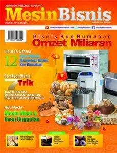 Telah Terbit Majalah Mesin Bisnis Vol. 4, Miliki Segera !