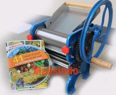 mesin cetak mie manual