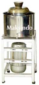 mesin pembuat bakso adonan mixer