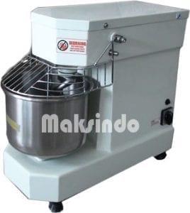 Mesin Mixer Roti dan Kue Model Spiral