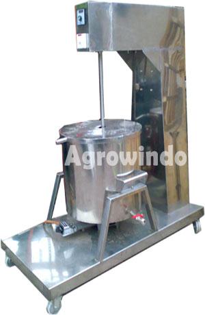 mesin pasterisasi