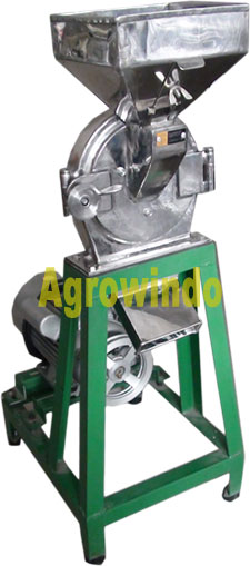 mesin penepung stainless steel