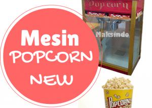 Mesin Popcorn Untuk Membuat Popcorn