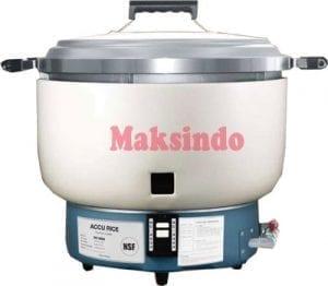 Mesin Rice Cooker Kapasitas Besar