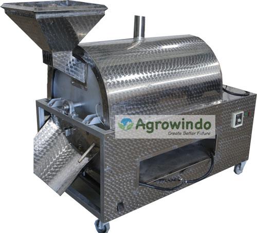 mesin sangrai kopi kacang