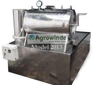 Mesin Vacuum Frying Kapasitas 3.5 kg Untuk Keripik Buah