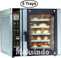 mesin oven listrik roti dan kue