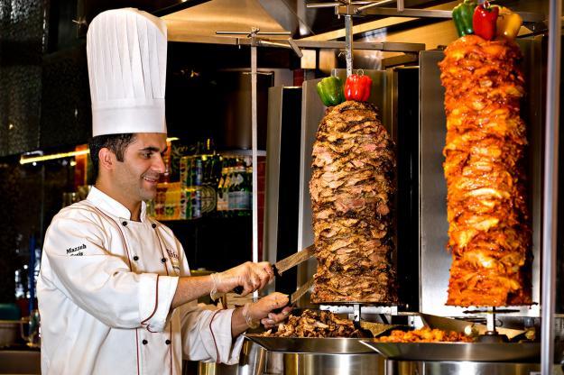 mesin kebab murah