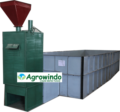 mesin pengering padi jagung pertanian