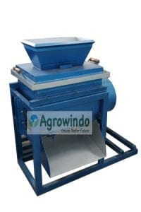 Mesin Mixer Pakan Ternak (model horizontal mixer / Ribbon Mixer)
