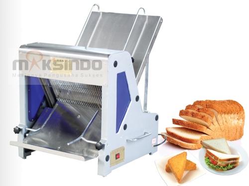 mesin pengiris roti tawar bread slicer