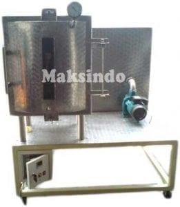 Spesifikasi dan Harga Mesin Vacuum Dryer