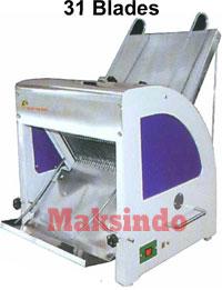 mesin pengiris roti tawar