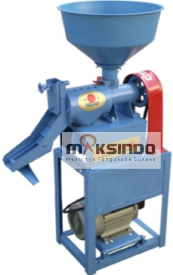 mesin rice mill mini